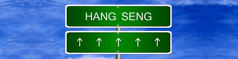 Hang Seng Index CFDs trading at AvaTrade